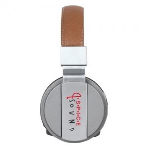 Spice4 Sound  Wireless Foldable Headphone