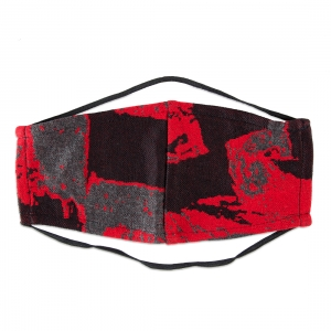 Face Mask Reusable/Washable  - Red