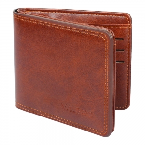 Vajero Smooth Leather Wallet for Men