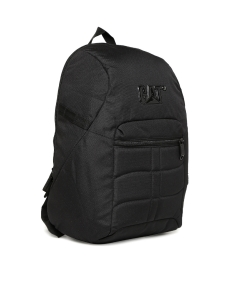 CAT Unisex James Millenial Ultimate Protect 16 Ltrs Black Casual Solid Backpack