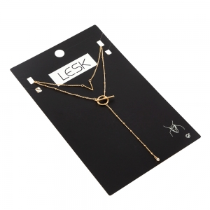 Lesk Layered chain Necklace for Women
