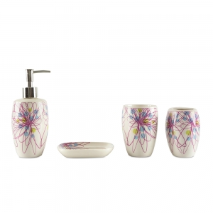 SG Cremic Bathroom Accessories Set