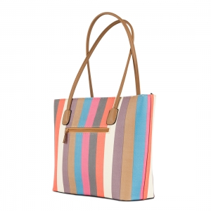 Vajero Multi coloured Shoulder Bag for Women