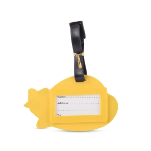 SG Aeroplane Luggage Tag