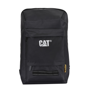 CAT Unisex Verso 15 Ltrs 3 Compartment Black Solid 13 Laptop Backpack (83679-01)