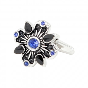 Forst Antique Flower Cufflinks