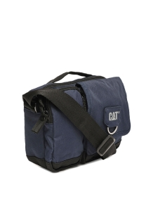 CAT Unisex Ramsey Millennial Classic 3 Ltrs Blue Casual Solid Messenger Bag