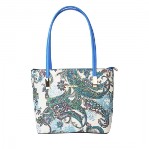Vajero Printed Shoulder Bag for Women