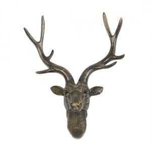 SG Resin Craft Deer Wall Décor