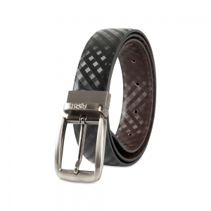 Genuine Leather Reversible Belt for Men- 101.6cm